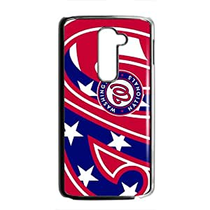 washington nationals logo Phone Case for LG G2 Case
