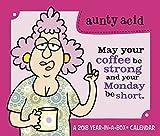 2018 Aunty Acid Calendar (Year-In-A-Box)