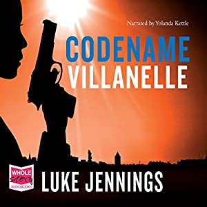 Codename Villanelle Audiobook