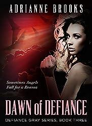 DAWN OF DEFIANCE (Defiance Gray Book 3) (English Edition)