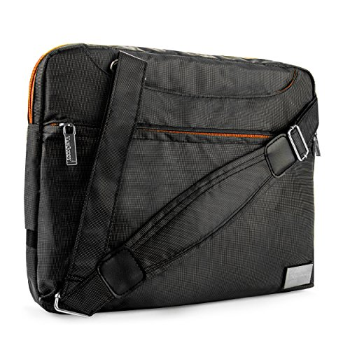 nger Bag for Microsoft Surface Book 13.5 inch Laptops (Orange) ()