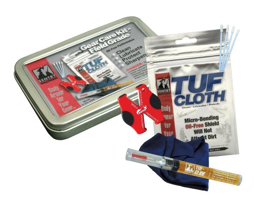 Gear Care Kit Field Grade - Tin by Sentry Solutions