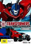 Transformers Robots in Disguise Overloaded Season 2 Vol. 1   NON-USA Format   PAL   Region 4 Import - Australia