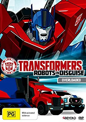 Transformers Robots in Disguise Overloaded Season 2 Vol. 1 | NON-USA Format | PAL | Region 4 Import - Australia