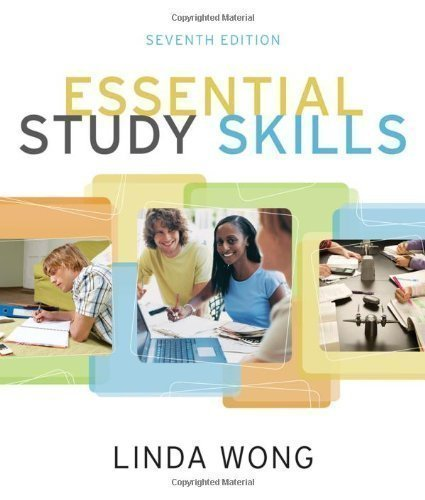 By Linda (Linda Wong) Wong: Essential Study Skills Seventh (7th) Edition