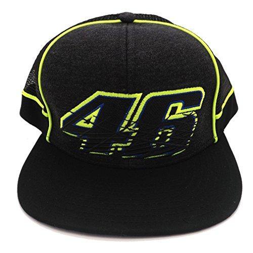 Valentino Rossi VR46 Moto GP Trucker casquette 2016 officiel