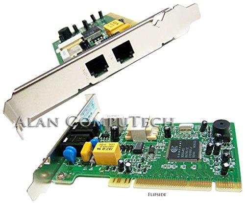 Aztech – HP/Aztech 56K V90 Internal PCI Modem Card MSP3880-U – MSP3880-U