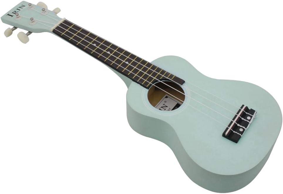 Shiwaki Ukulele De 21 Pulgadas, Guitarra De Barítono Uke Hecho A ...