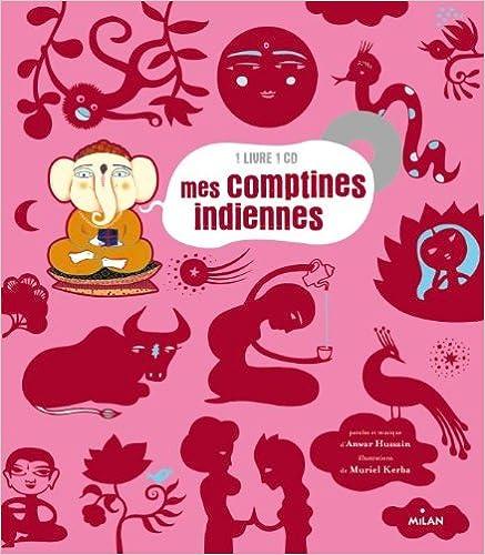 Livre gratuits Mes Comptines indiennes epub, pdf