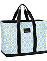SCOUT Original Deano Large Tote Bag, Folds Flat, Water Resistant, Sturdy Base