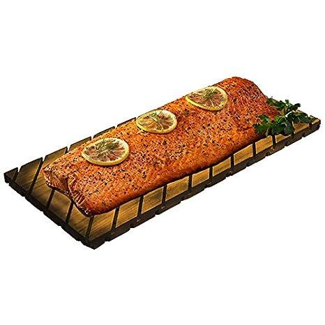 Amazon.com: Char-Broil Slotted Grilling Planks: Jardín y ...