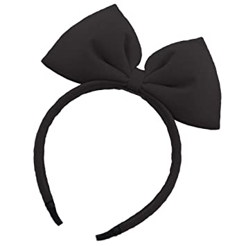 Beautiful Women Big Bow Small Rhinestone Headband Hair Band Hair Hoop Accessory
