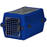 Petmate 21870 Two Door Deluxe Kennel, Medium (Peacock)