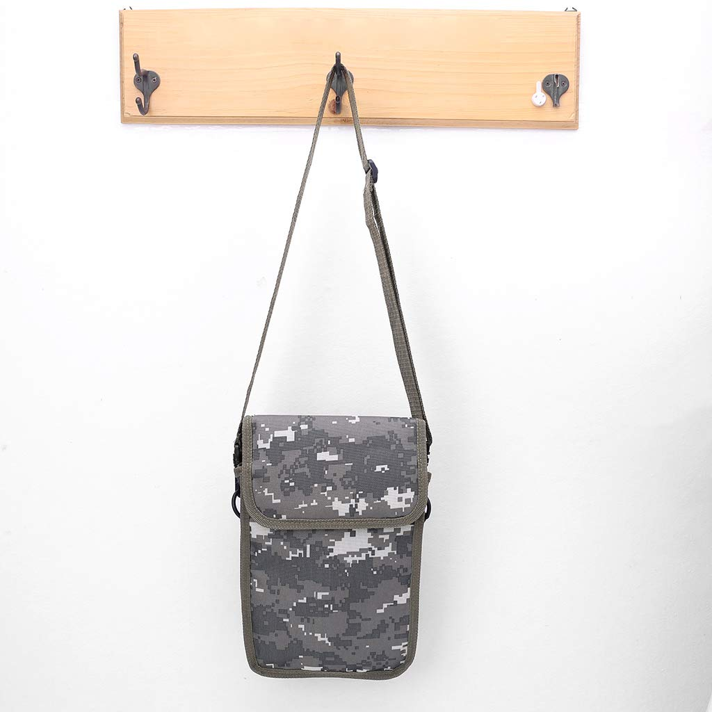 William-Lee Bolsa de Detector de Metal, Camo Oxford ...