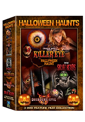 Halloween Haunts 3 DVD Box Set for $<!--$10.00-->