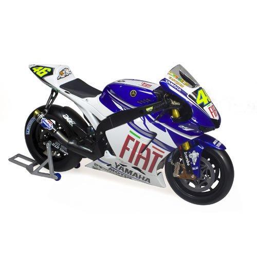 Minichamps 1//12/Scale motociclette/ Rossi Fiat Yamaha Team 2007 /Yamaha yzr-m1/V