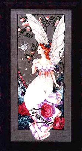 Fairy Cross Stitch Pattern - Fairy Flora - Cross Stitch Pattern