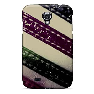 Defender Case For Galaxy S4, Bands Pattern
