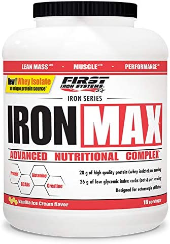Iron Max 2800 g.