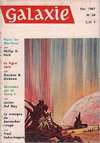 Livres gratuits en ligne Galaxie deuxieme serie n° 34 pdf, epub ebook