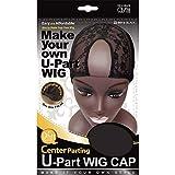 (6 Pack) Qfitt – Center Parting U-Part Wig Cap #5013