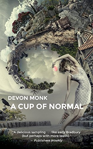 book cover of A Cup of Normal