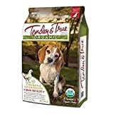 Tender & True 854004 Organic Chicken & Liver Recipe 11 Lb Dry Dog Food, One Size
