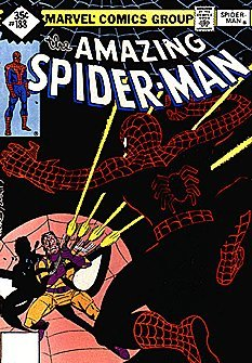 Amazing Spider-Man, No. 188