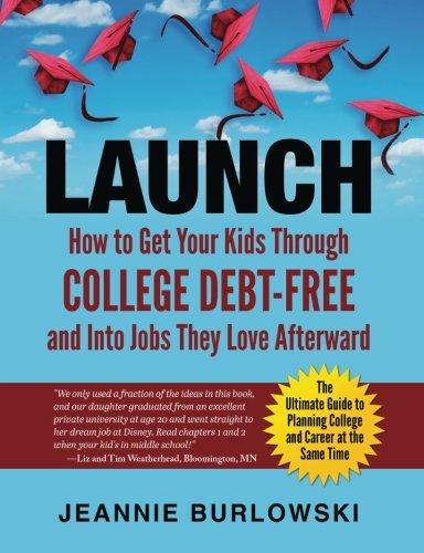 Launch by Jeannie Burlowski | bonus book feature