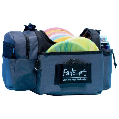 Fade Gear Crunch Box Disc Golf Bag - Slate Gray