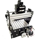 DIY two-in-one 1600mw CNC mini engraving machine laser engraving machine CNC Engraver&Laser Engraver Engraving size :100 150 50MM