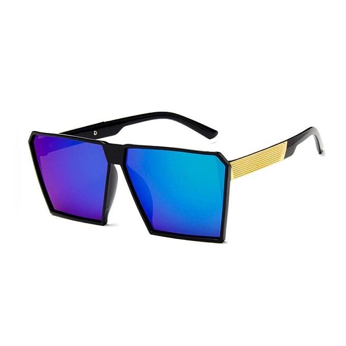 CCMOO 2018 gafas de sol cuadradas para hombre nuevas gafas ...