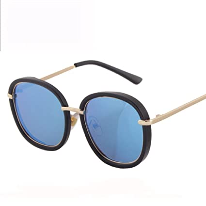 Gafas De Sol Polarizadas Doble Viga Océano Gafas Grandes Gafas De Ciclismo Ocasional Océano Colorido,