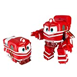 """Animation Characters """"ALF"""" Toy, Kids, Child, Korean Animation """"Robot Train""""Transformer Train Robot character"""