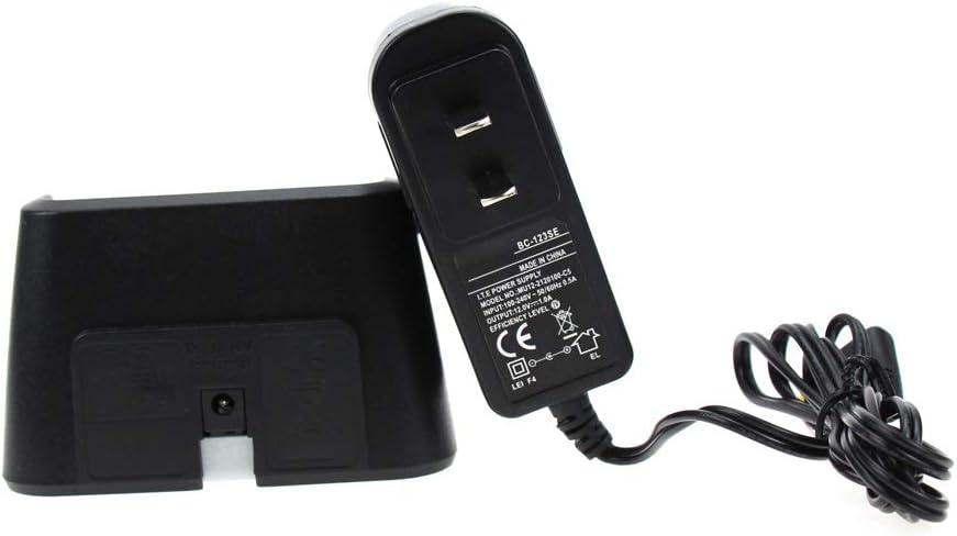 Ni-MH Ni-CD FNB-58 FNB-80 Battery Charger for Yaesu Vertex Radio VX-5 VX-5R VX-5RS VX-6 VX-6R//E VX-7R VX-7RB