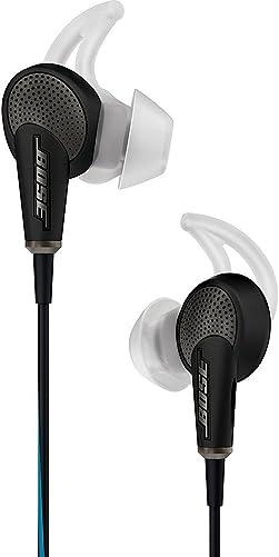 Bose QuietComfort 20 Acoustic Noise Canceling Headphones Apple Black