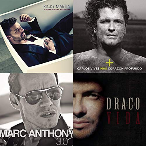 Ricky Martin and More (The Best Of Mana)
