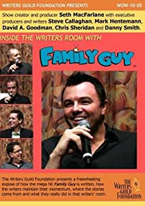 Inside the Writers Room with Family Guy