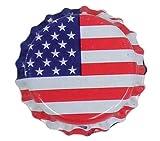 U.S. Flag Caps - 144 Ct.