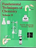 Techniques of Chemistry II, Armstrong-Brown, 0787257168