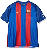Nike 776850-481 Jersey del Barcelona para Hombre, Sport Royal/Gym Red/University Gold, talla Extra Grande
