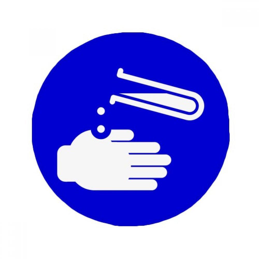 60X60cm DIYthinker Corrosion bluee Square Warning Mark Anti-Slip Floor Pet Mat Round Bathroom Living Room Kitchen Door 60 50Cm Gift