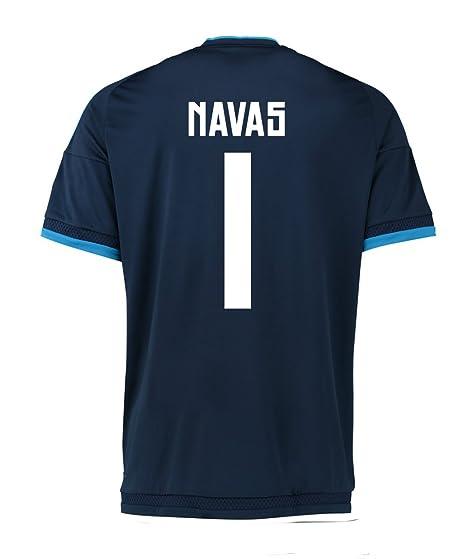 Seconda Maglia Real Madrid Navas