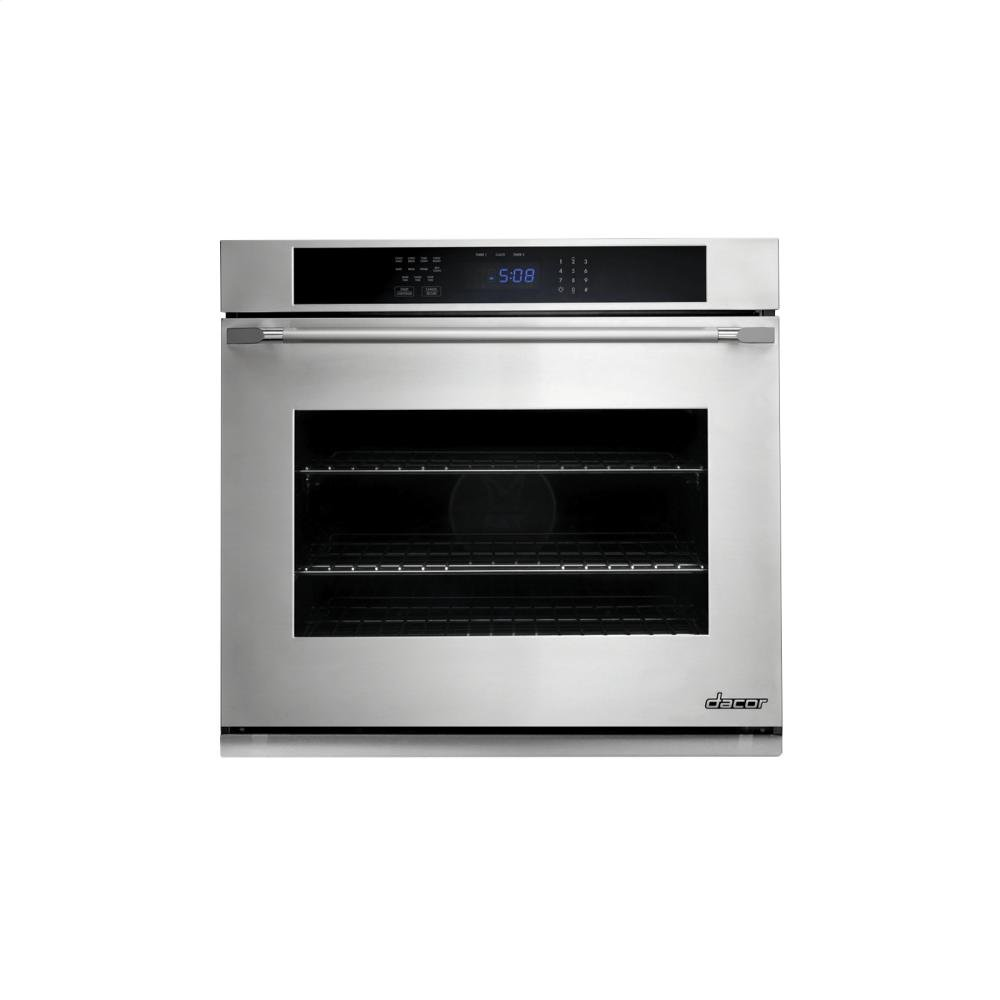 "Dacor DTOV230B 30"" Double Electric Wall Oven"