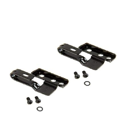 2 X Bosch 3392390298 Kit de adaptador de brazo de limpiaparabrisas NUEVO (color: negro