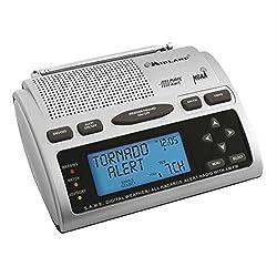 Midland WR300 All Weather/Hazards Alert Radio