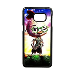 Generic for Samsung Galaxy S5 Edge Cell Phone Case Black Chicken Little Custom 2447