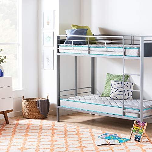 home, kitchen, furniture, bedroom furniture, mattresses, box springs,  mattresses 4 discount LINENSPA 6 Inch Innerspring Mattress - Twin in USA