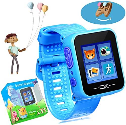 Game Smart Watch with Virtual Cyber Pet Camera Pedometer Timer Alarm Clock Toy Wrist Watch Health Monitor Toy for Kids
