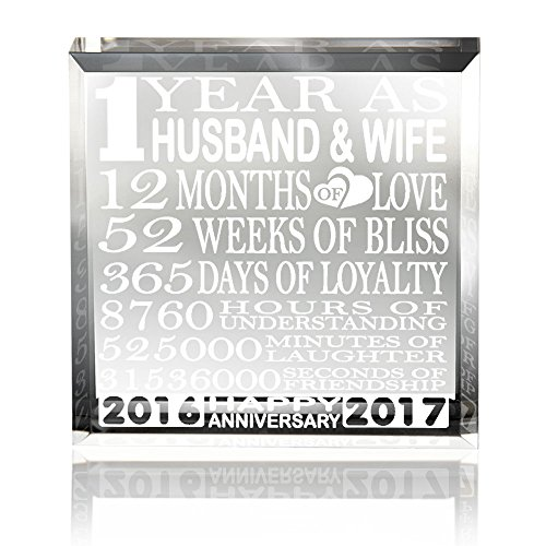 Kate Posh - 1 Year as Husband and Wife - (Happy Anniversary Gift)